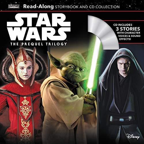 Трилогия приквелов (книга и CD)