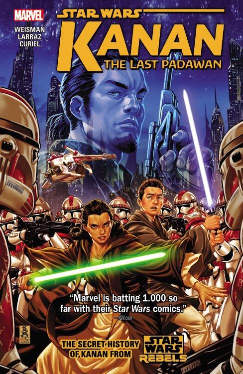 Звёздные войны. Кэнан: Выпуск 1 — Последний падаван