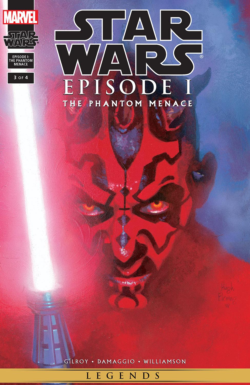 Звёздные войны. Эпизод I: Скрытая угроза, часть 3