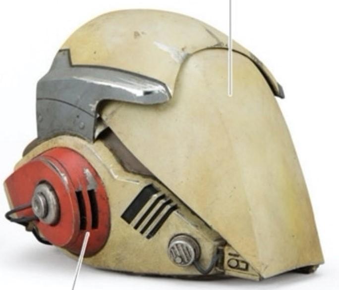 Шлем пилота «A-wing» KSE-H44