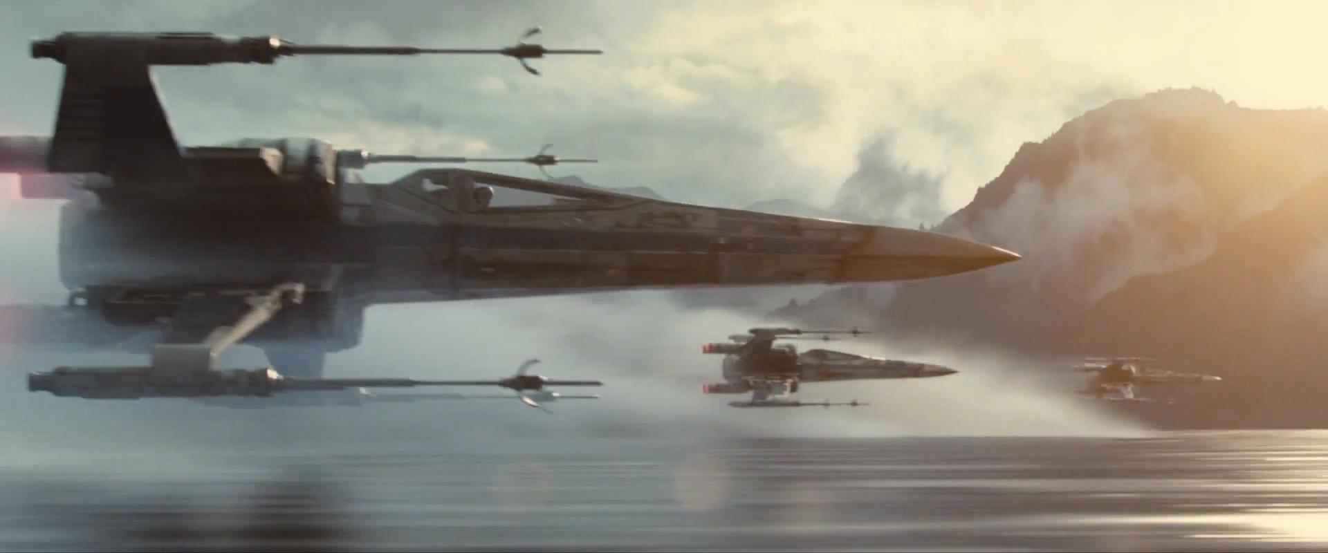 Звёздный истребитель «X-wing»/Канон