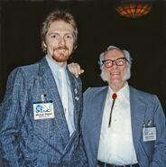 Michael Whelan Isaac Asimov1989