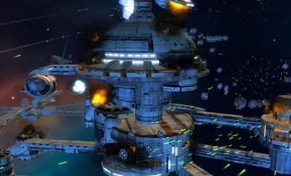 Космическая станция Альянса