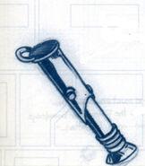 Training lightsaber Journal