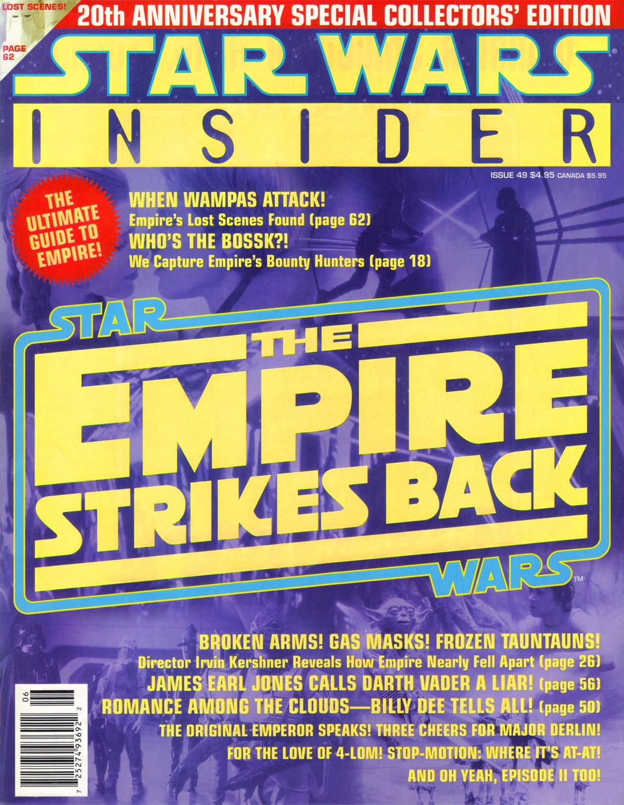 Star Wars Insider 49