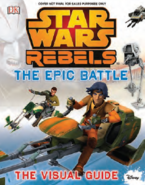 The Epic Battle - The Ultimate Visual Guide Temp Cover