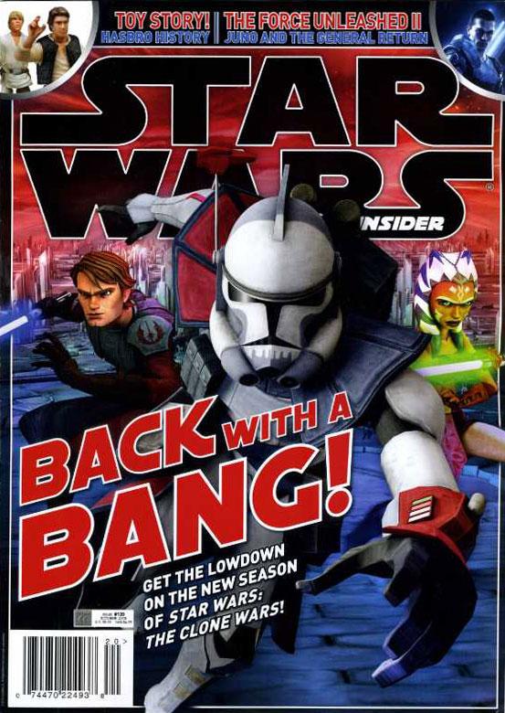 Star Wars Insider 120