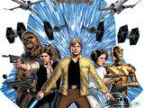Звёздные войны: Выпуск 1 — Скайуокер наносит удар