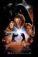 Star wars episode three poster