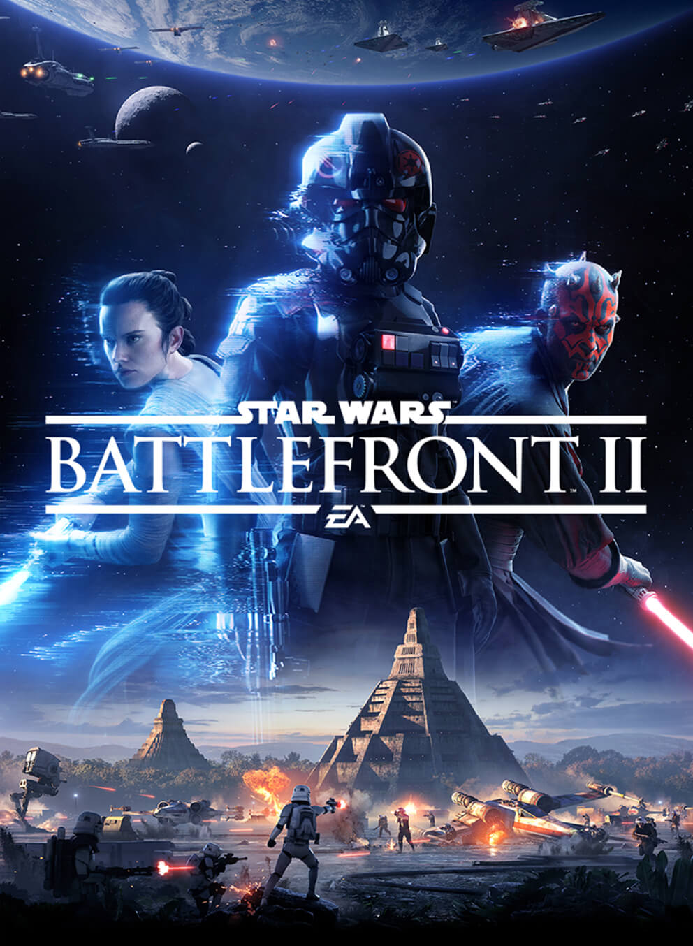 Star Wars Battlefront II (DICE)