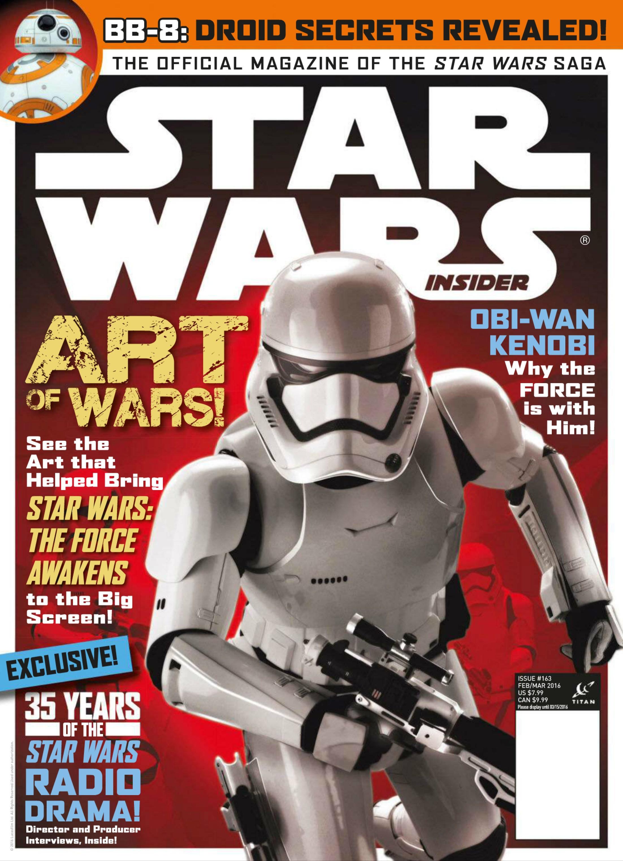 Star Wars Insider 163