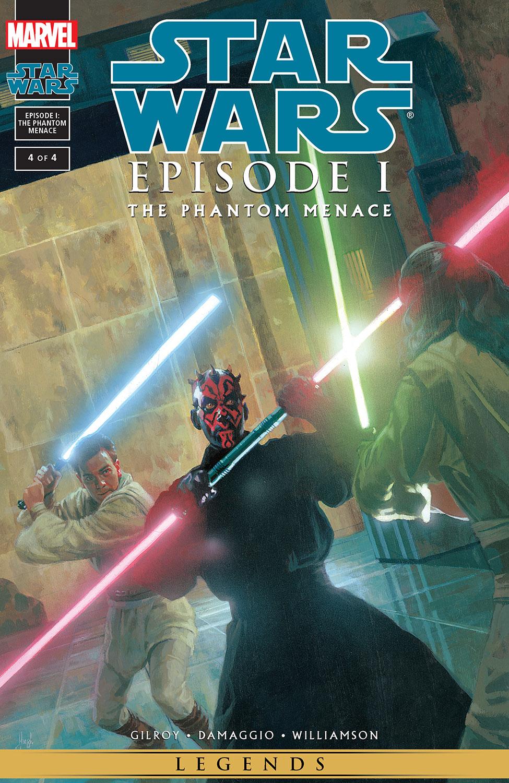 Звёздные войны. Эпизод I: Скрытая угроза, часть 4