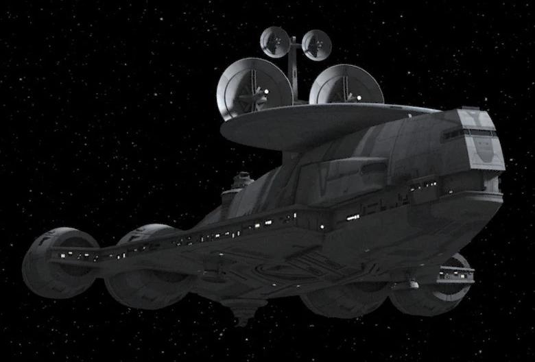Корабль наблюдения IGV-55