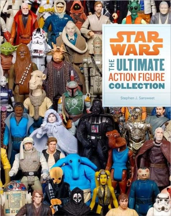 Звёздные войны: Полный справочник по игрушечным фигуркам