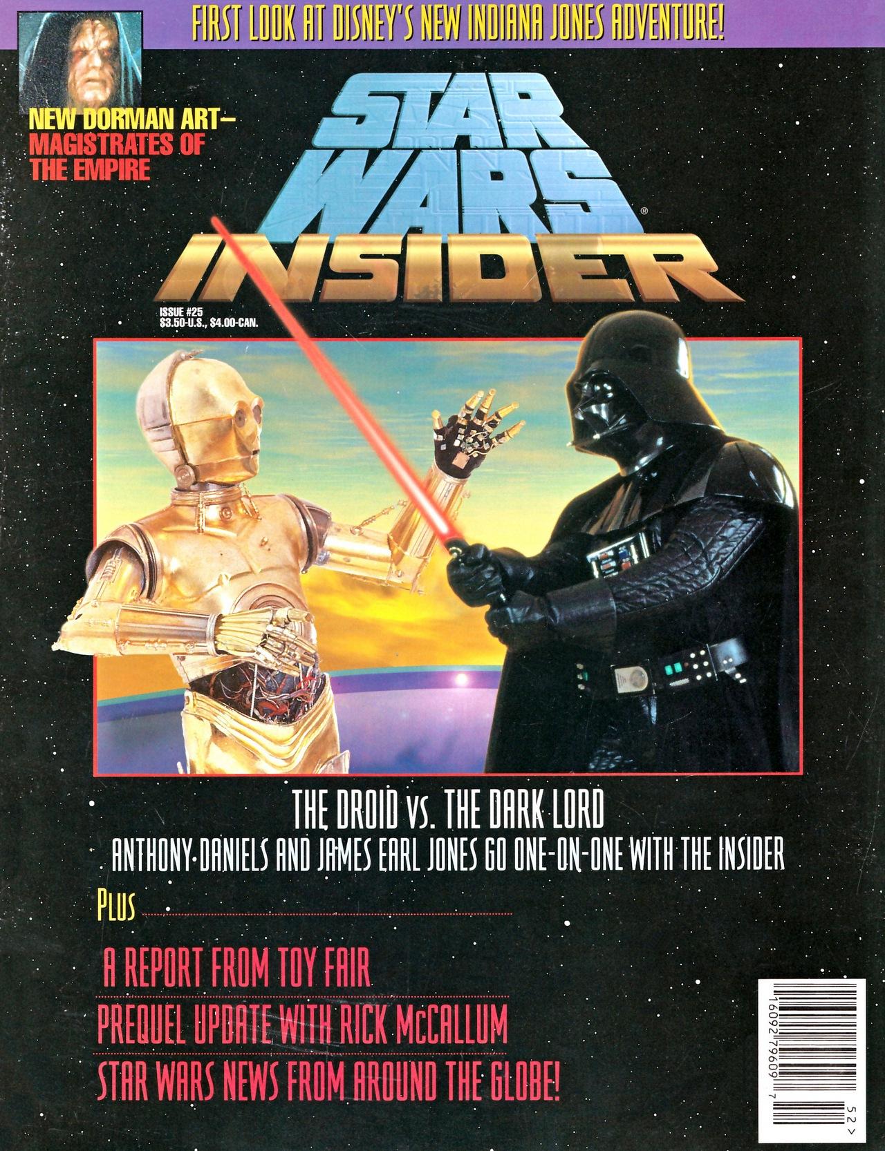 Star Wars Insider 25
