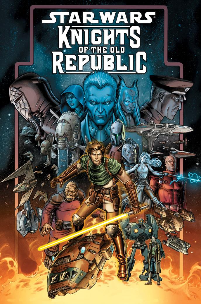 Звёздные войны: Рыцари Старой Республики (серия комиксов)