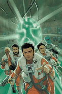 Star Wars Poe Dameron 3 textless cover