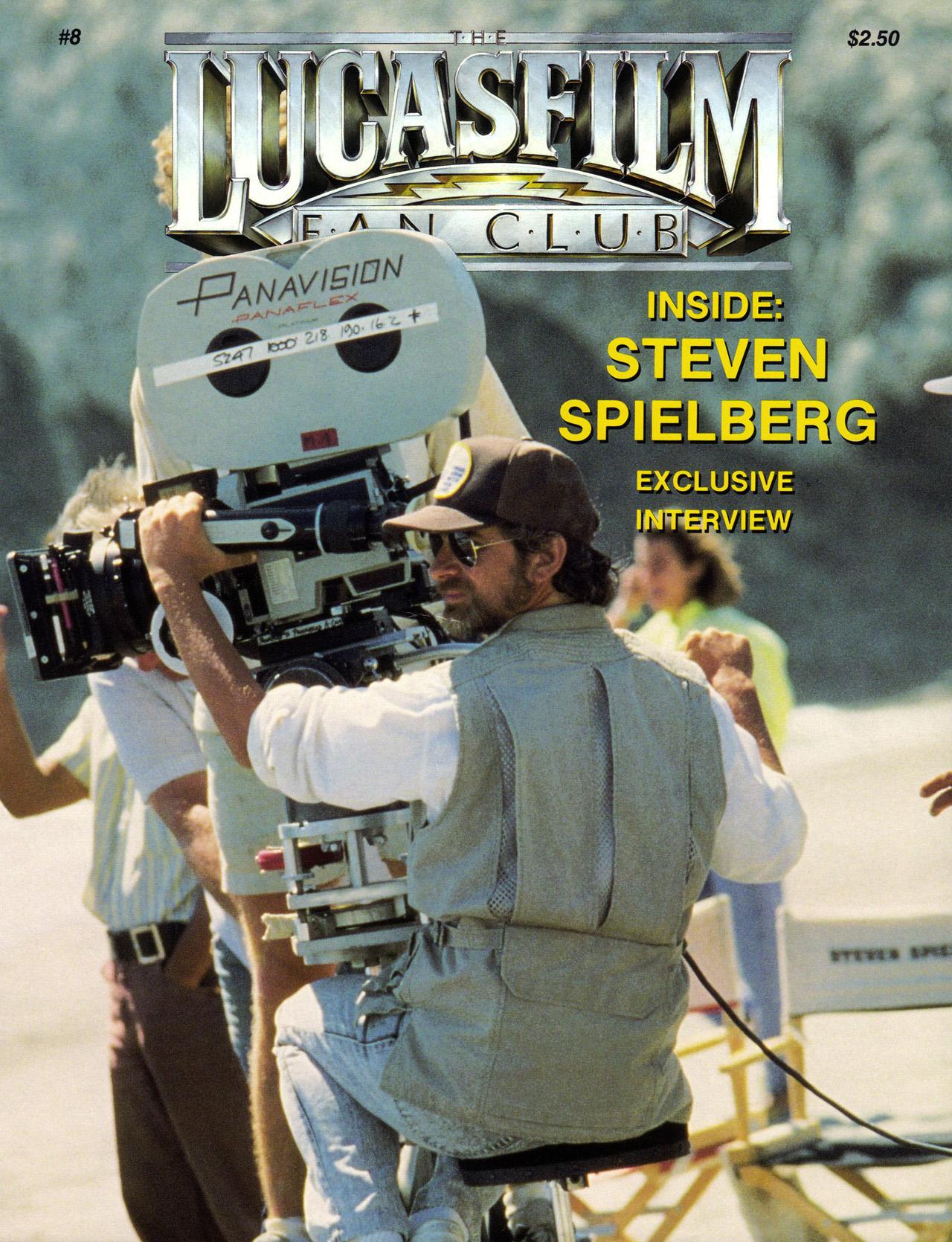 The Lucasfilm Fan Club Magazine 8