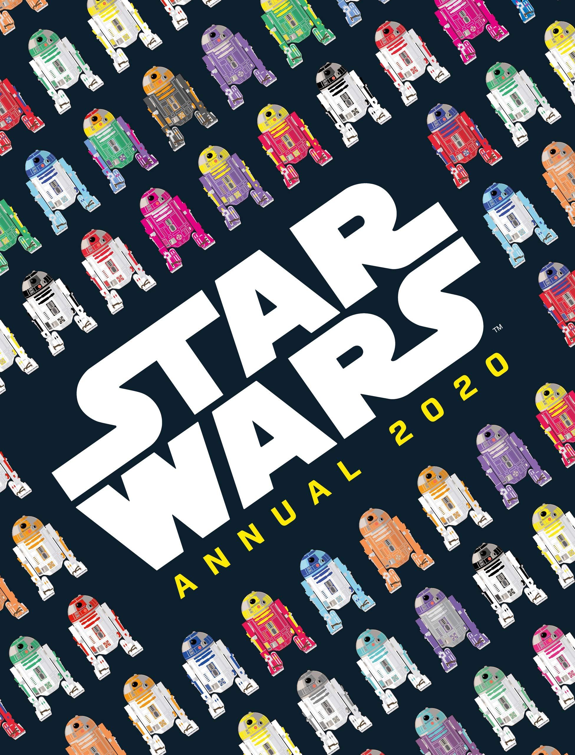 Ежегодник «Звёздных войн»: 2020