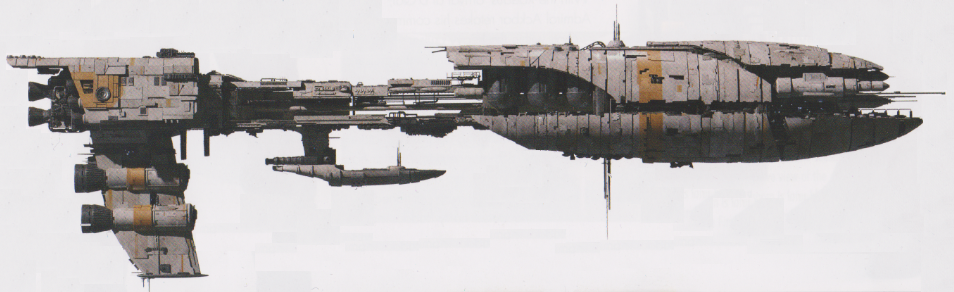 Грузовой фрегат типа «Вакбеор»