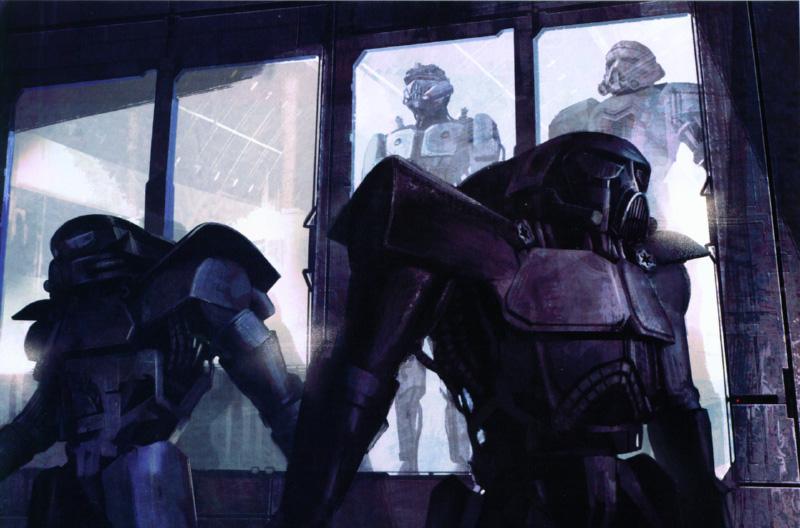 Проект «Тёмный солдат»