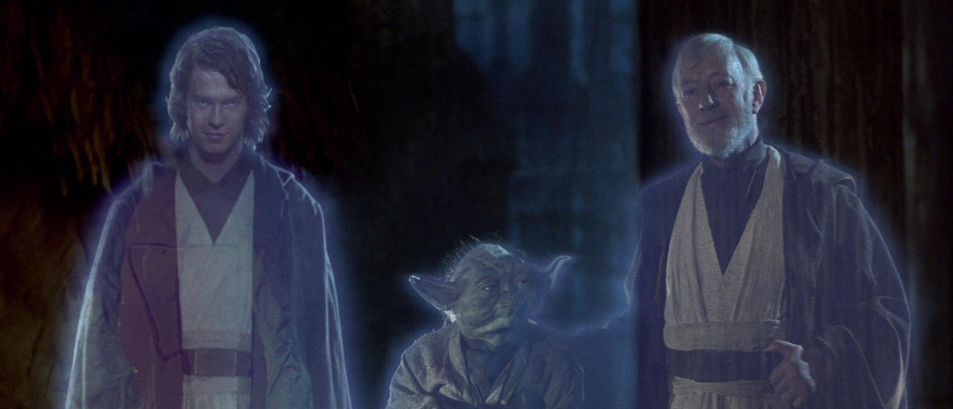 Призрак Силы