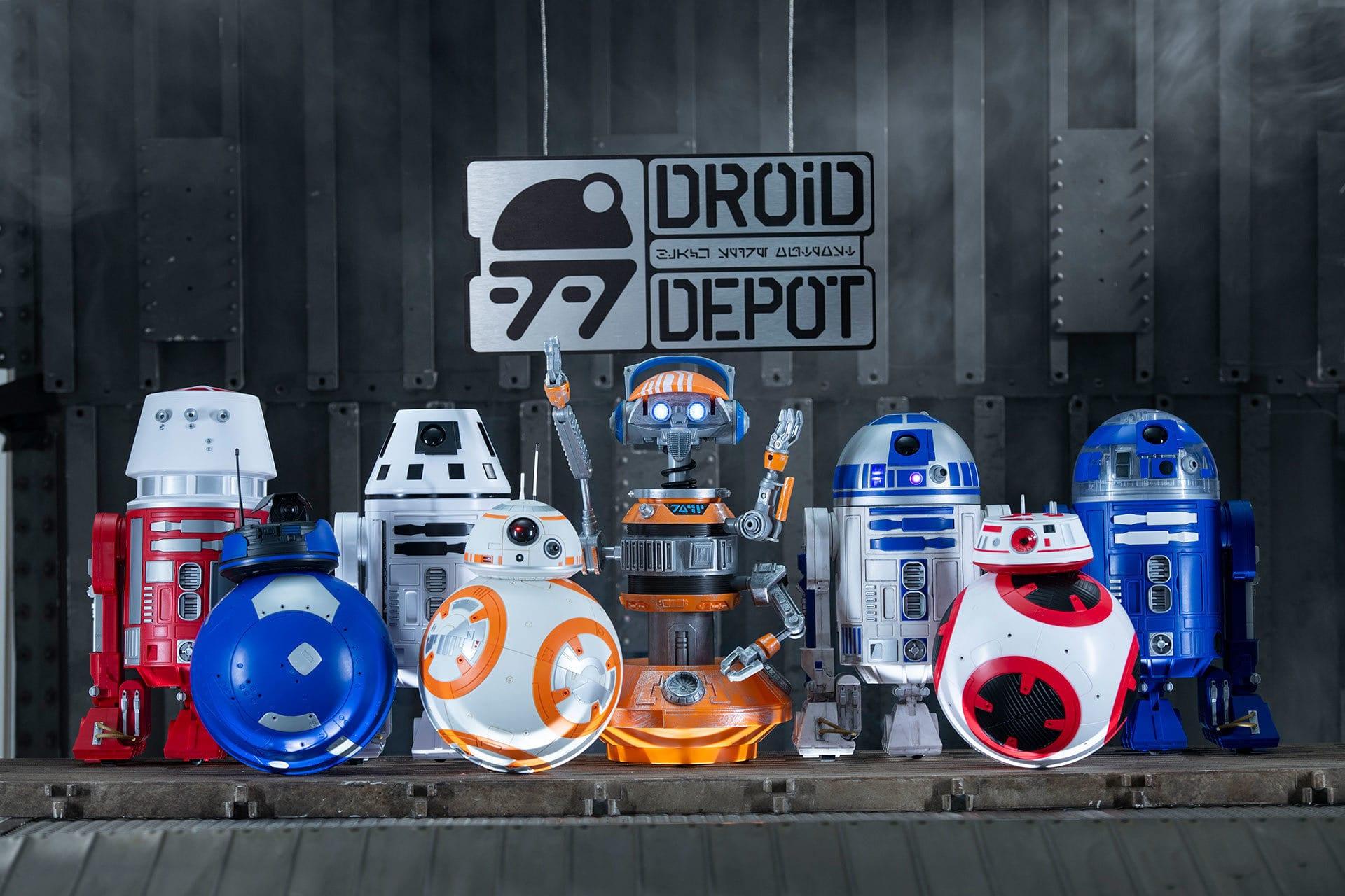 Droid Depot (серия игрушек)