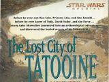 Затерянный город на Татуине
