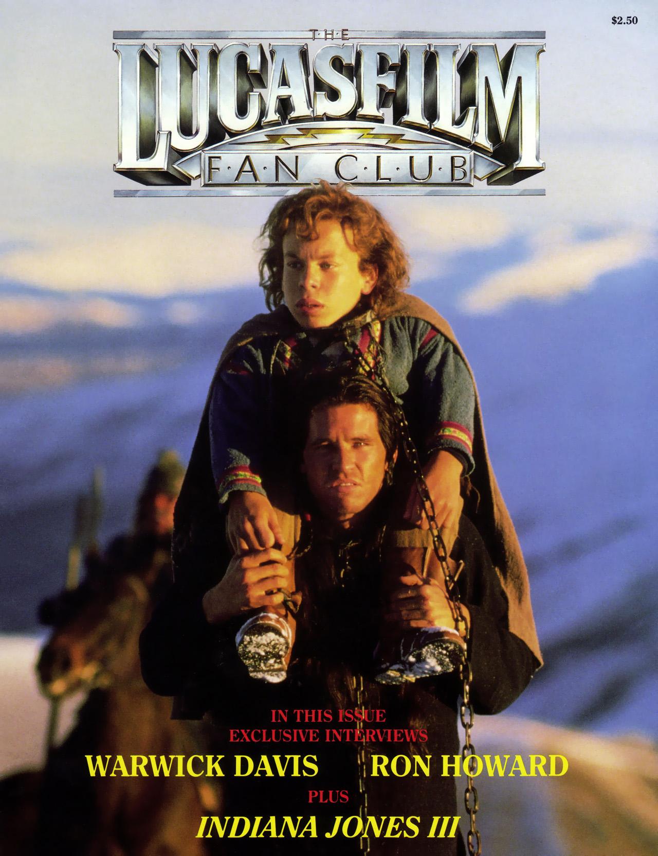 The Lucasfilm Fan Club Magazine 4