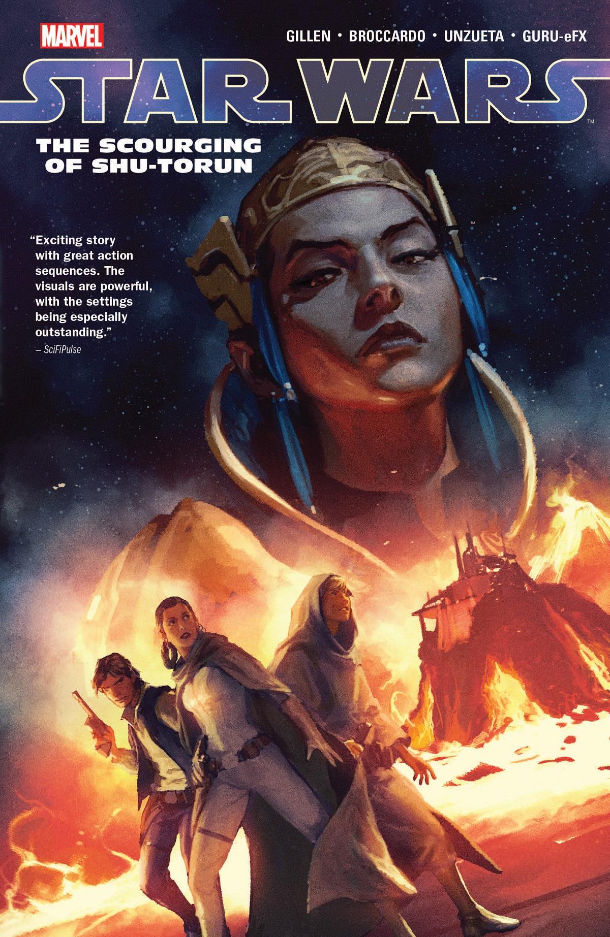Звёздные войны: Выпуск 11 — Кара Шу-Торуна