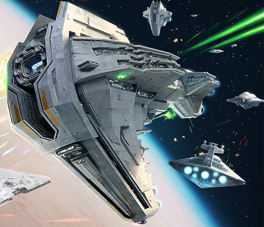 Линейный корабль типа «Звёздный ястреб» Mark I