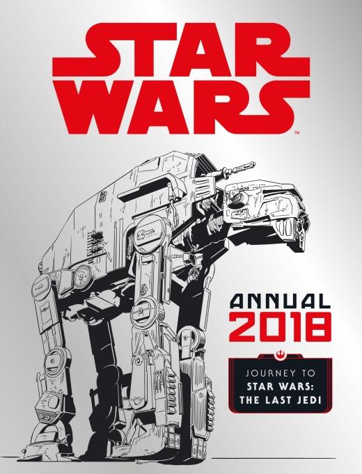 Ежегодник «Звёздных войн»: 2018