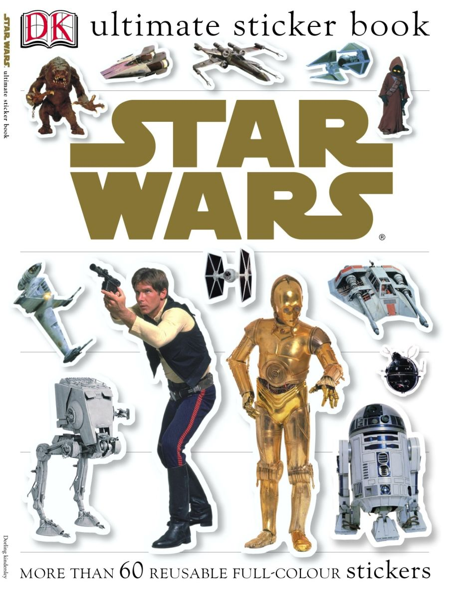 Звёздные войны: Полная коллекция наклеек