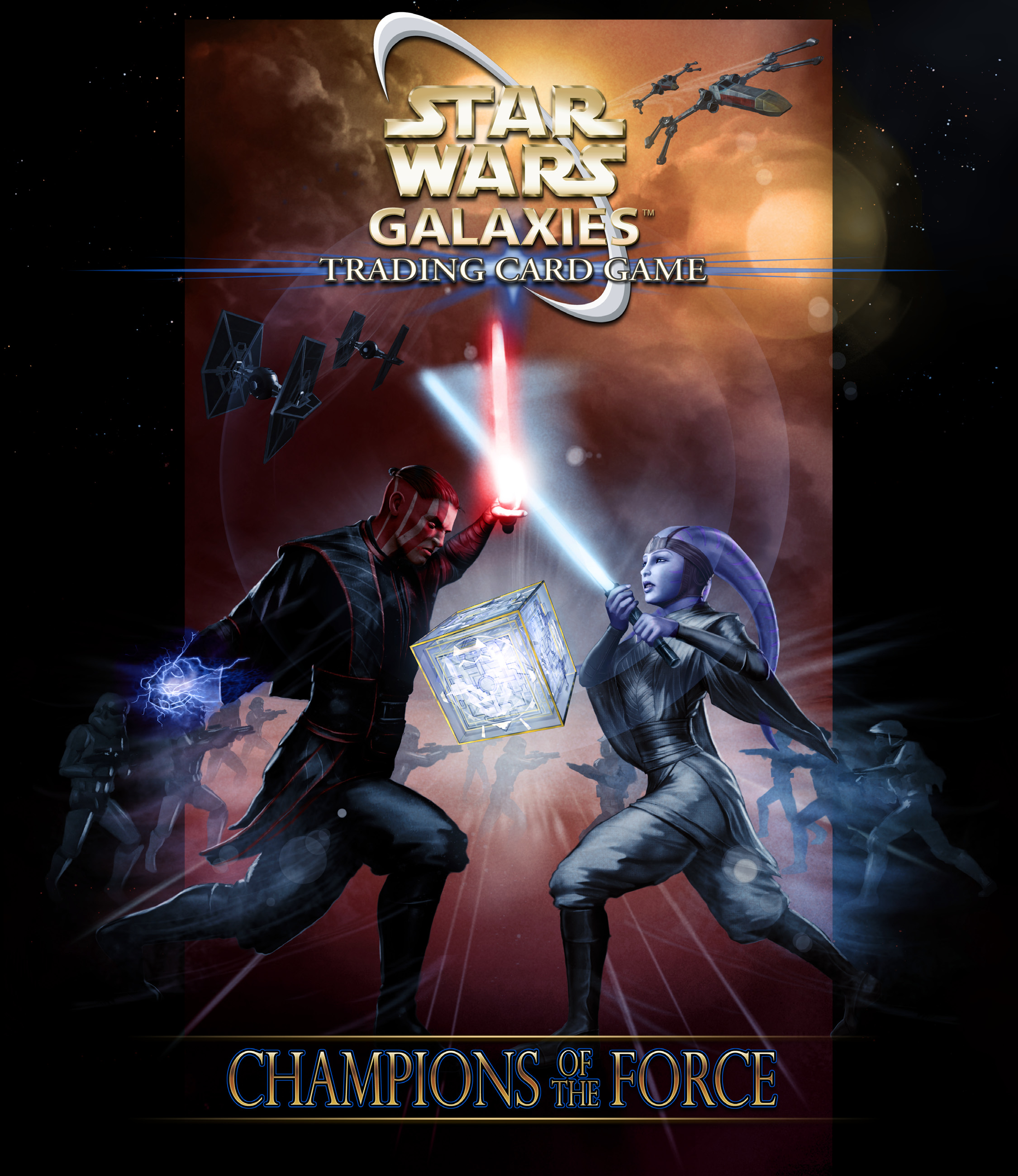 Champions of the Force (SWGTCG)