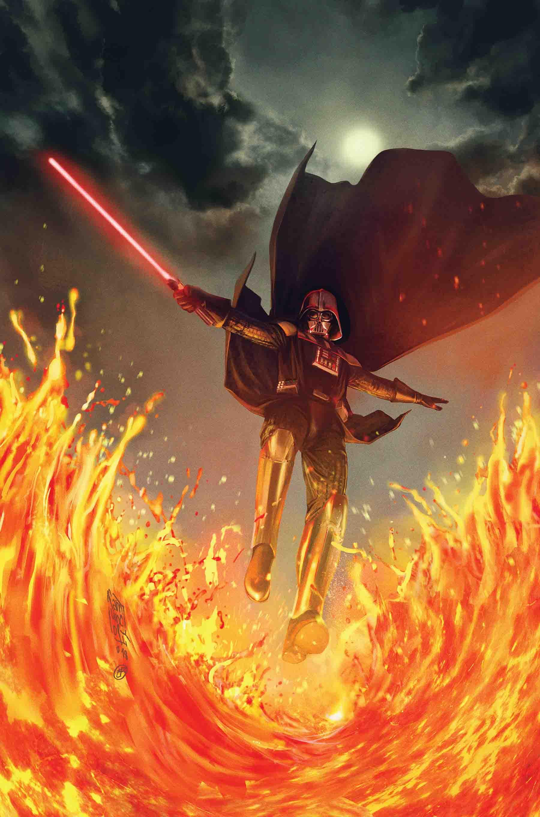 Звёздные войны. Дарт Вейдер, тёмный лорд ситхов 21: Крепость Вейдера, часть 3