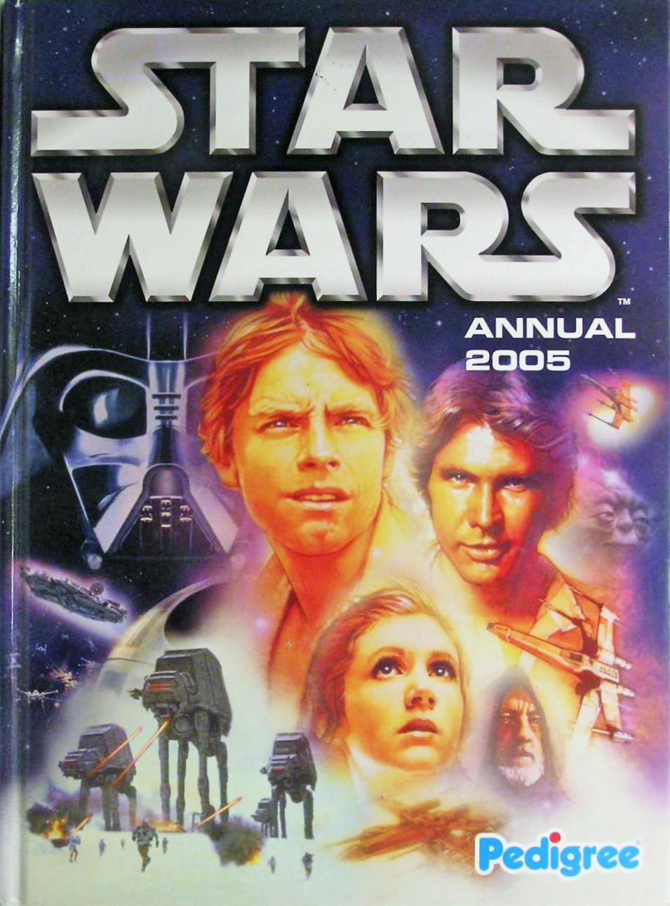 Ежегодник «Звёздных войн»: 2005