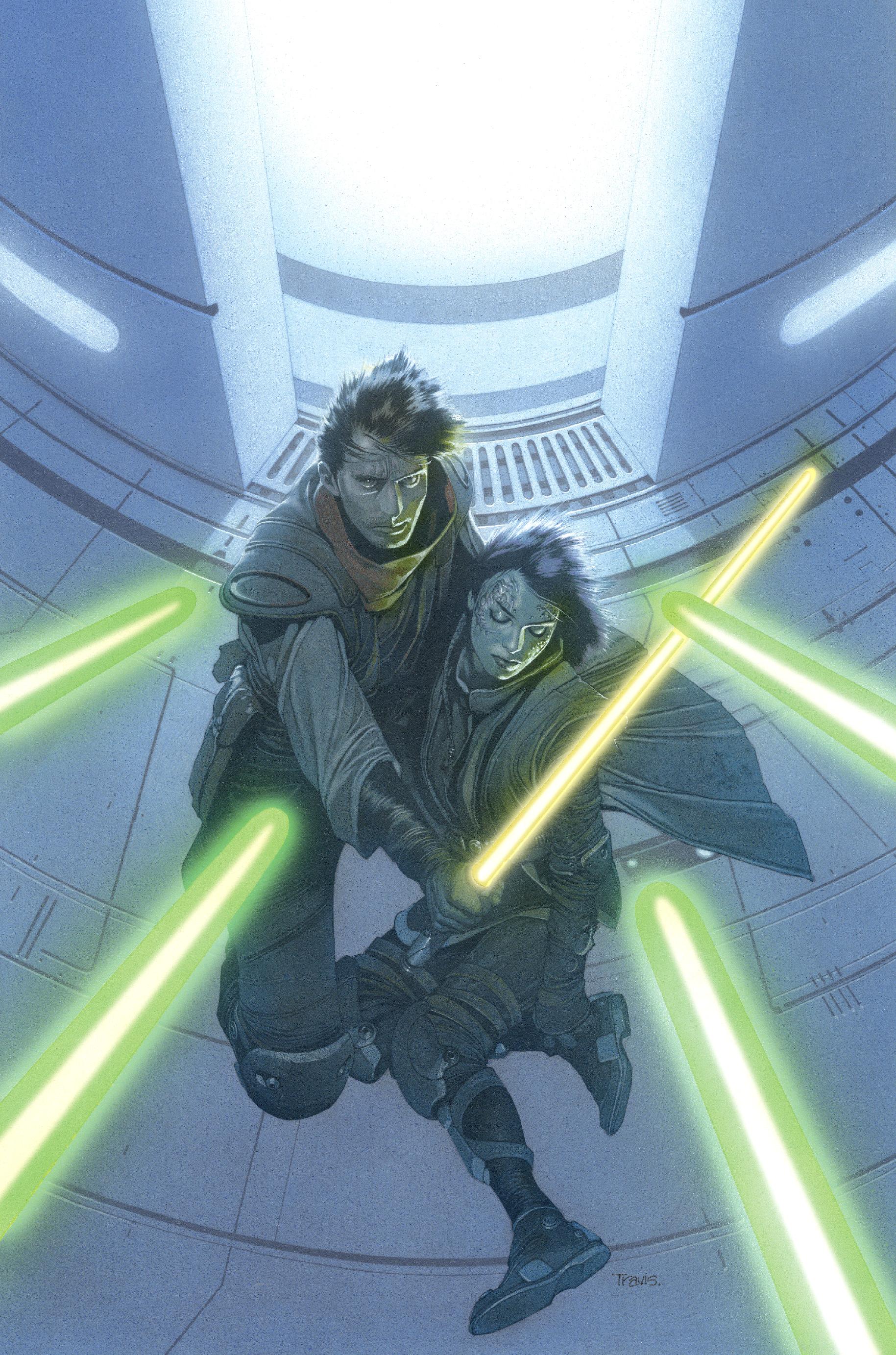 Звёздные войны. Рыцари Старой Республики: Посвящение