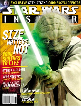 Star Wars Insider 61
