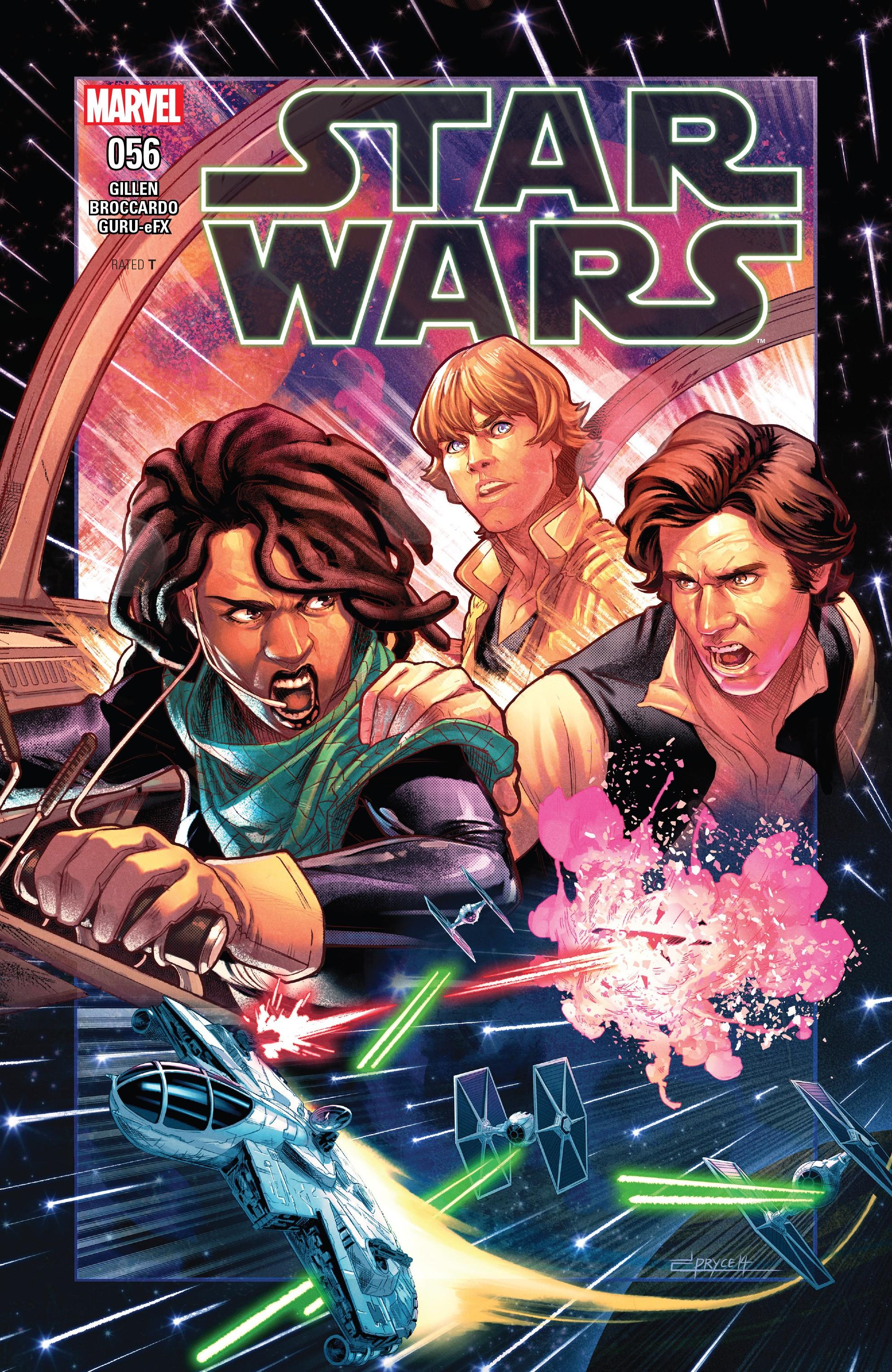 Звёздные войны 56: Побег, часть 1