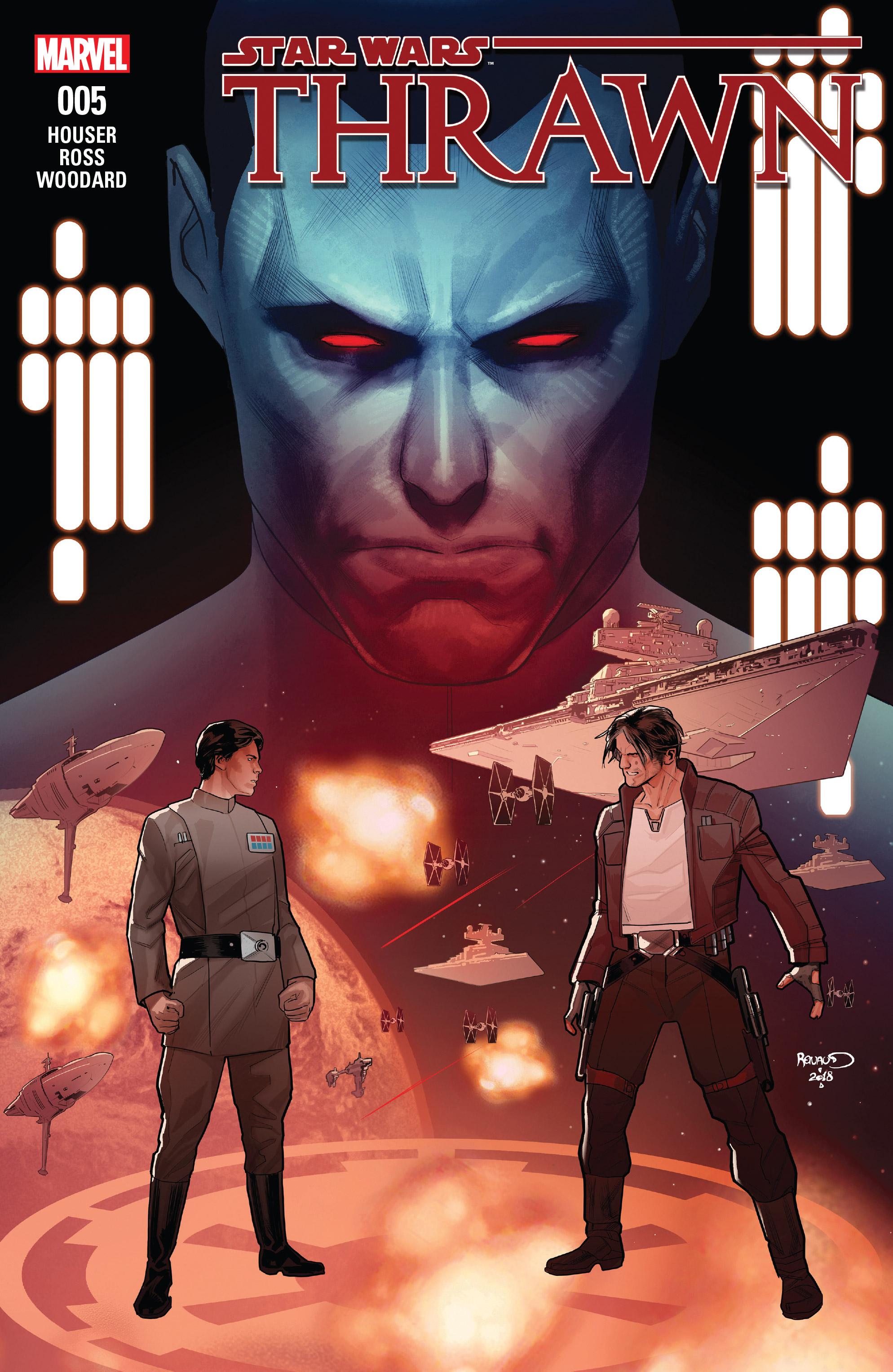 Звёздные войны: Траун, часть 5