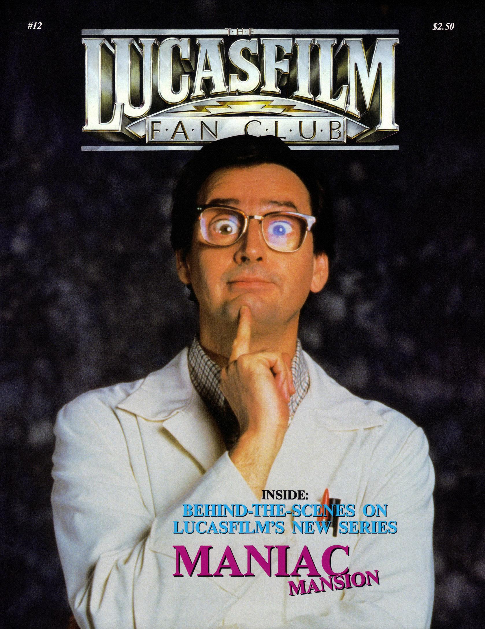 The Lucasfilm Fan Club Magazine 12