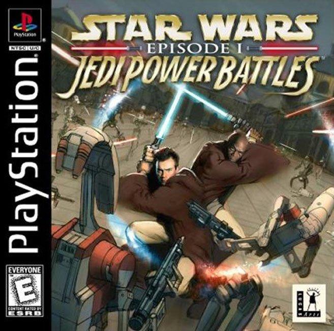 Star Wars: Episode I Jedi Power Battles