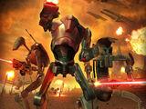Сепаратистская армия дроидов