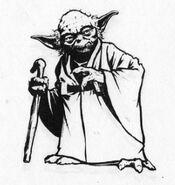 My Jedi Journal Yoda