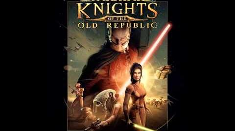 SW Knights Of The Old Republic OST - 43 - Rancor Battle