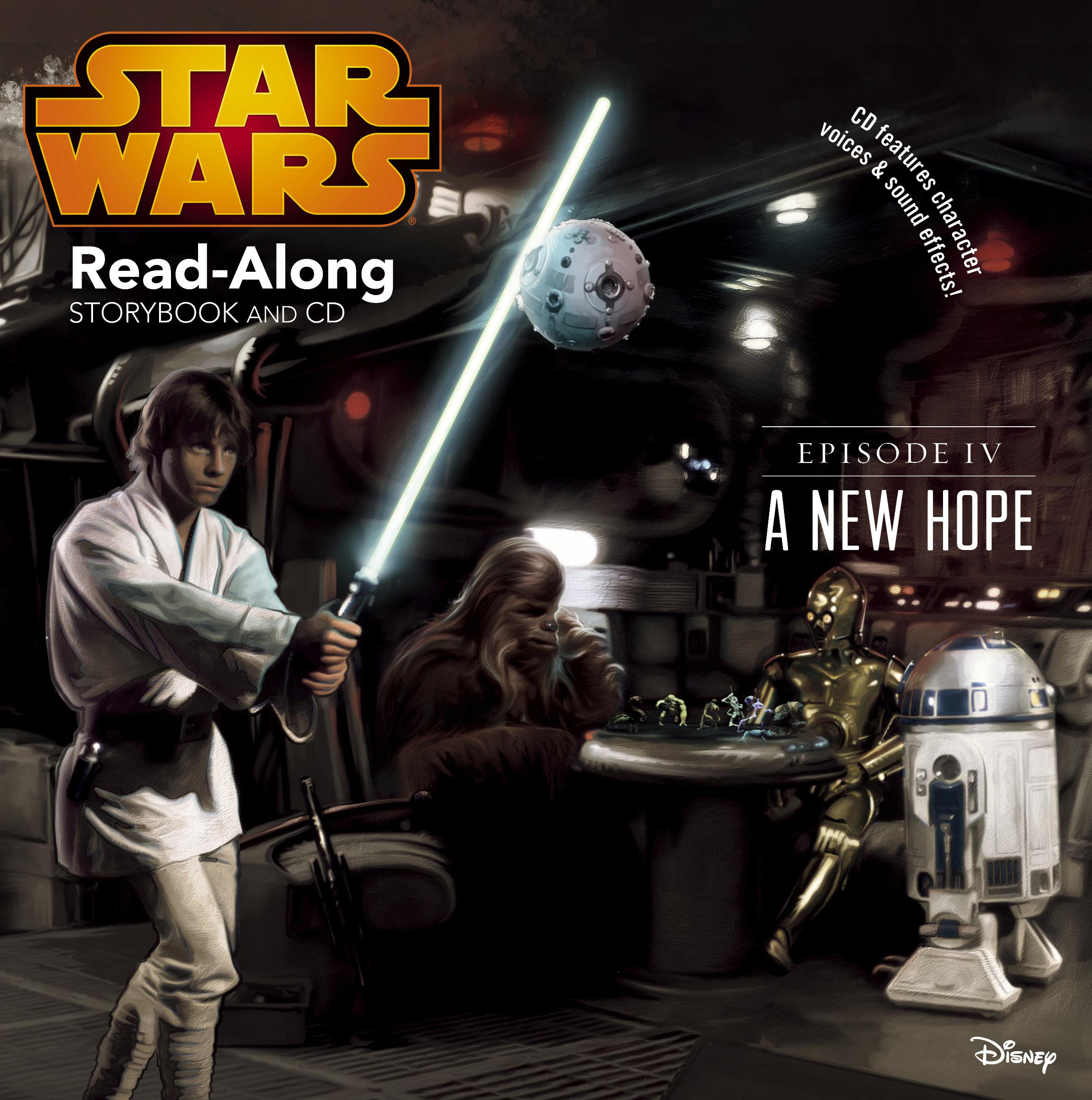 Новая надежда (книга и CD)