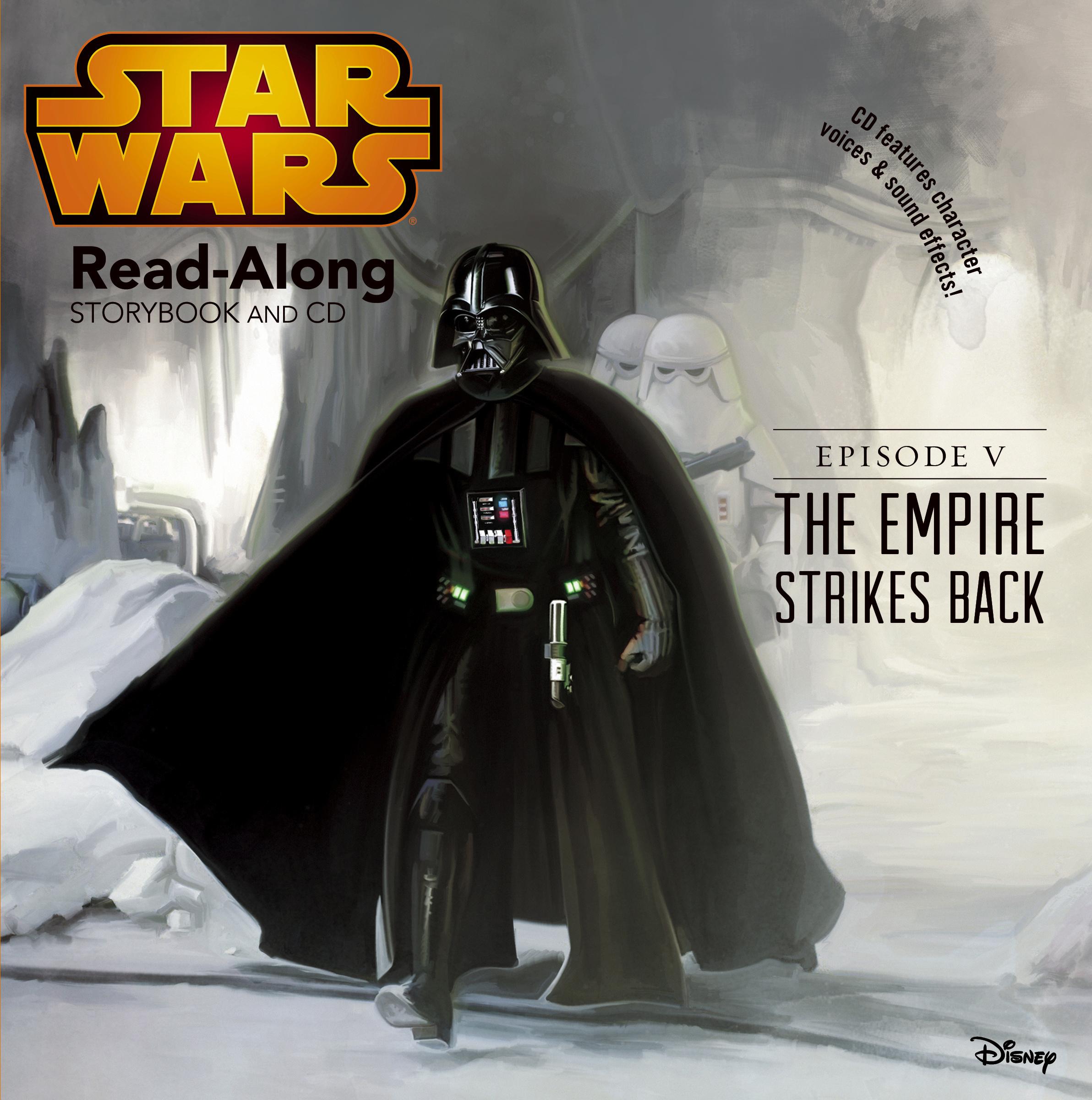 Империя наносит ответный удар (книга и CD)