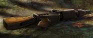 Trandoshan blaster