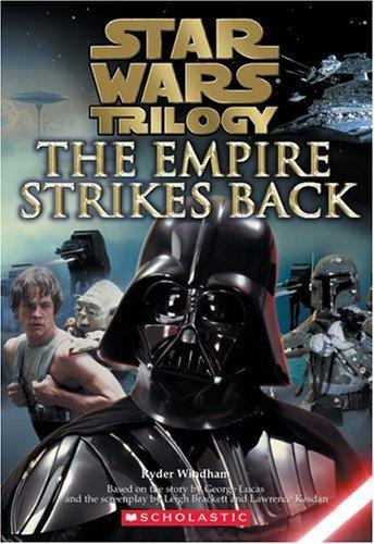 Звёздные войны. Эпизод V: Империя наносит ответный удар (детский роман)