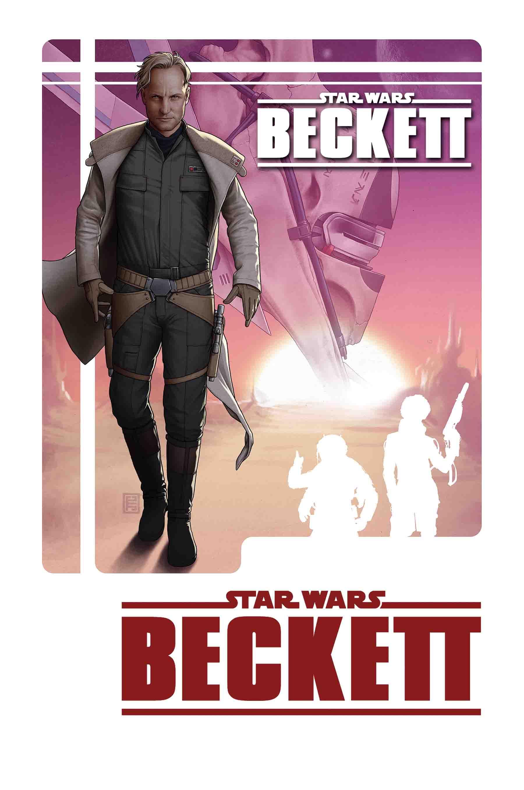 Звёздные войны: Бекетт